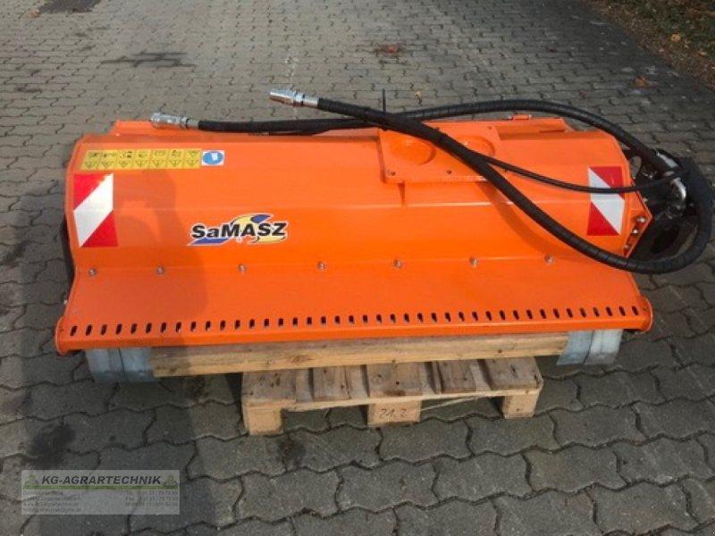 Stock/Wurzelfräse des Typs SaMASZ KW 140 KW 125 Mulchkopf, Neumaschine in Langensendelbach (Bild 15)