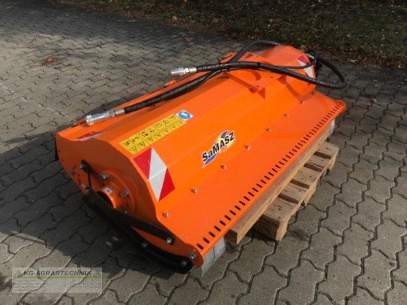 Stock/Wurzelfräse des Typs SaMASZ KW 140 KW 125 Mulchkopf, Neumaschine in Langensendelbach (Bild 16)