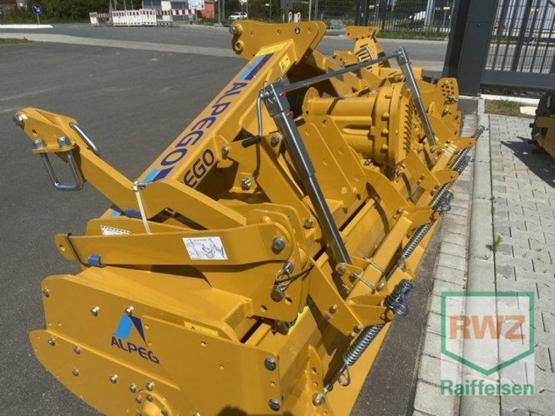 Stockfräse des Typs Alpego Bodenfräse FZ 300 E, Ausstellungsmaschine in Mutterstadt (Bild 1)