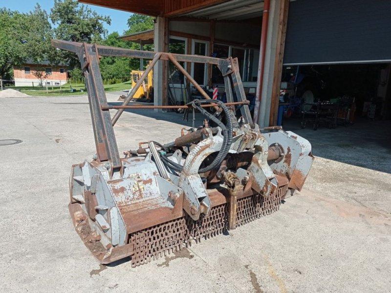 Stockfräse des Typs FAE FMH 200-016, Gebrauchtmaschine in Villach/Zauchen (Bild 1)