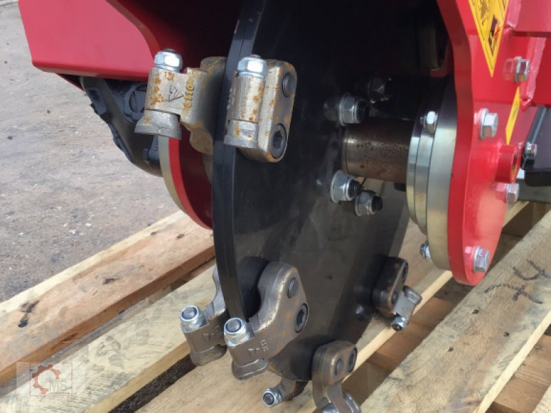 Stockfräse des Typs MS SG470-E, Neumaschine in Tiefenbach (Bild 3)