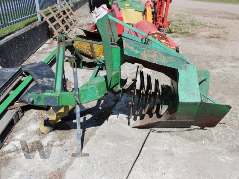 Stockfräse des Typs Sonstige Grüppenfräse, Gebrauchtmaschine in Börm (Bild 2)