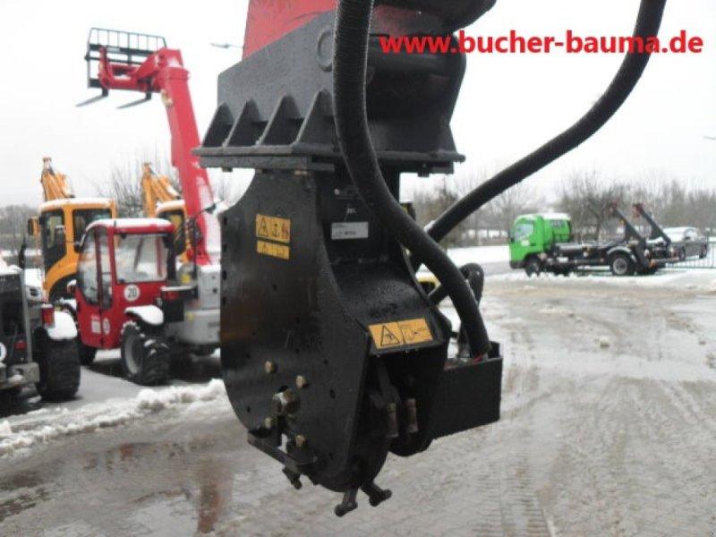 Stockfräse типа Wurzelstockfräse für Anbau an Bagger od. Radlader, Neumaschine в Obrigheim (Фотография 2)