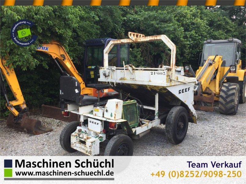 Straßenfertiger типа Ausa Splitstreuer Einstreumaschine Ausa 150D, Gebrauchtmaschine в Schrobenhausen (Фотография 1)