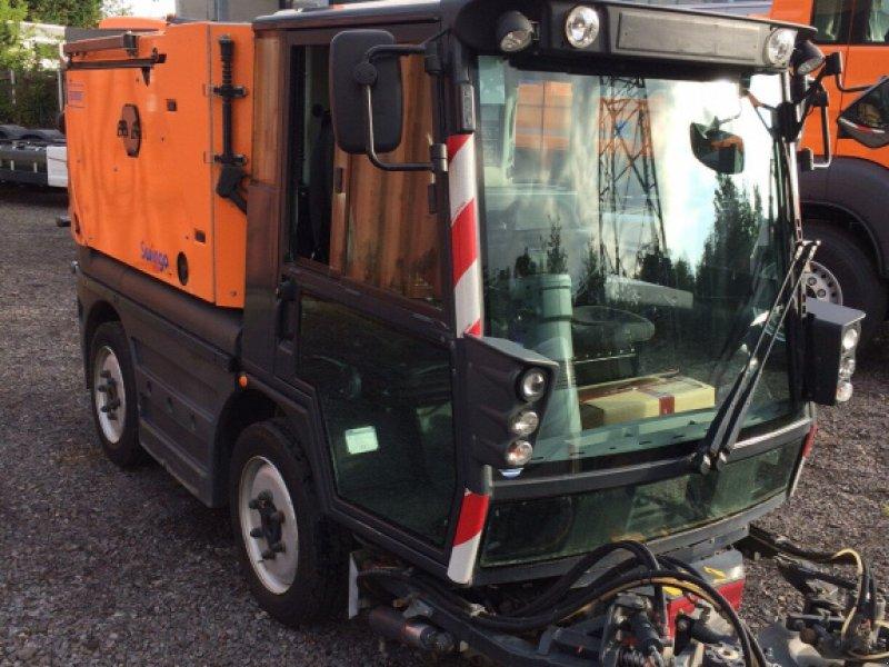 Straßenkehrmaschine типа Schmidt Swingo 200, Gebrauchtmaschine в Heimstetten (Фотография 1)