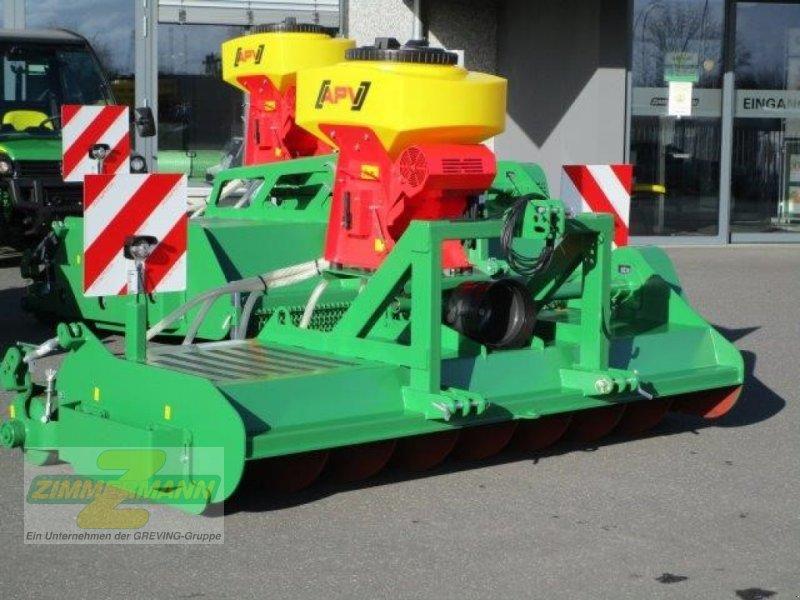 Striegel mit Nachsaateinrichtung типа Fehrenbach  Rapido APV Einebnungsgerät, Gebrauchtmaschine в Wesseling-Berzdorf (Фотография 1)