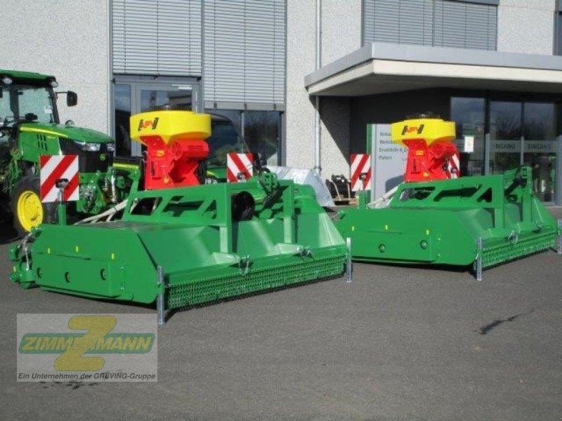 Striegel mit Nachsaateinrichtung типа Fehrenbach  Rapido Profi APV Einebnungsgerät, Gebrauchtmaschine в Wesseling-Berzdorf (Фотография 1)