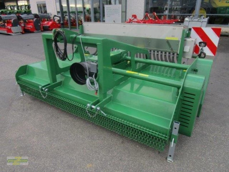 Striegel mit Nachsaateinrichtung des Typs Fehrenbach  Rapido Profi Einebnungsgerät Wiesenhobel, Gebrauchtmaschine in Wesseling-Berzdorf (Bild 1)