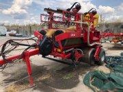 HE-VA Grass Roller Striegel mit Nachsaateinrichtung