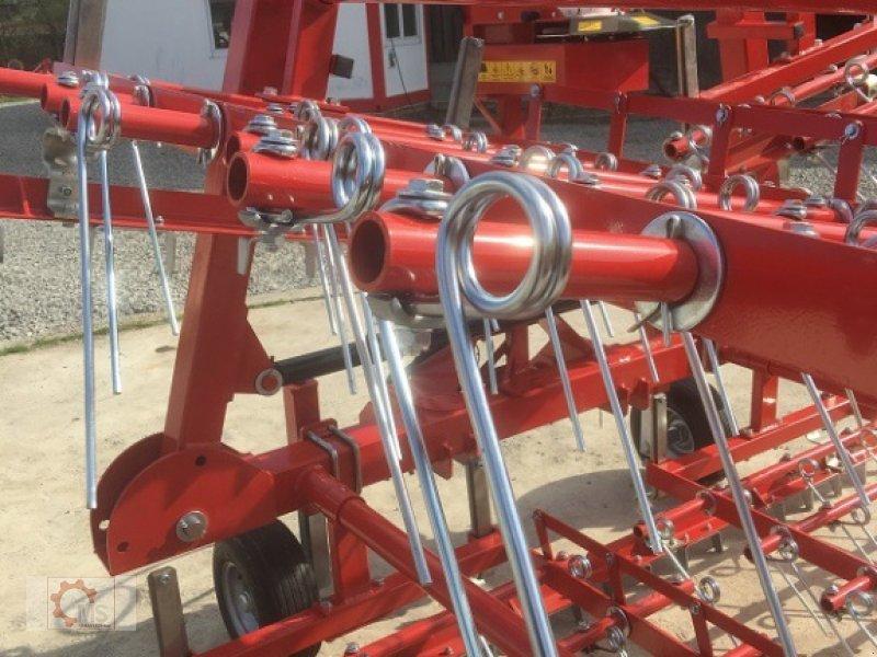 Striegel mit Nachsaateinrichtung des Typs Jar-Met 6m mit Nachsaateinrichtung, Neumaschine in Tiefenbach (Bild 9)