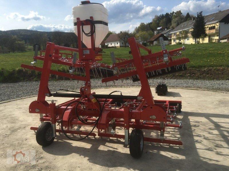 Striegel mit Nachsaateinrichtung des Typs Jar-Met 6m Nachsaateinrichtung, Neumaschine in Tiefenbach (Bild 2)