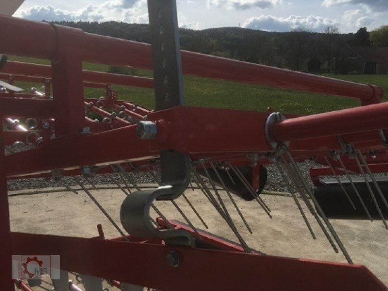 Striegel mit Nachsaateinrichtung des Typs Jar-Met 6m Nachsaateinrichtung, Neumaschine in Tiefenbach (Bild 3)