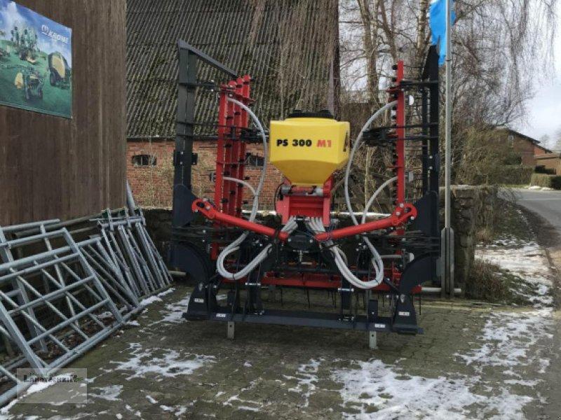 Striegel mit Nachsaateinrichtung des Typs Saphir GS 603, Neumaschine in Lütjenwestedt (Bild 1)