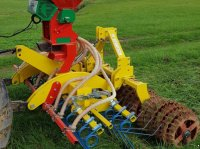 Agritechnic Walze mit Nachsaateinrichtung Agro Masz und Striegel
