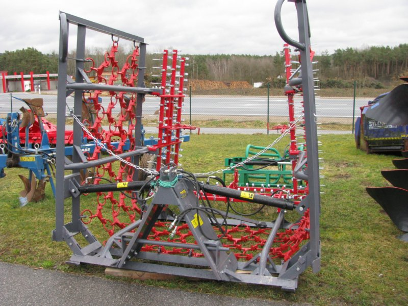Striegel a típus Agro-Factory II S, Neumaschine ekkor: Nittenau (Kép 1)