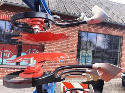 Striegel des Typs Hatzenbichler 6 Reihig / 75cm Maishackmaschine  mit Heckparallelogramme, Neumaschine in Tewel (Bild 3)