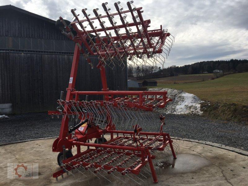 Striegel des Typs Jar-Met 9m mit Crossboard, Neumaschine in Tiefenbach (Bild 4)