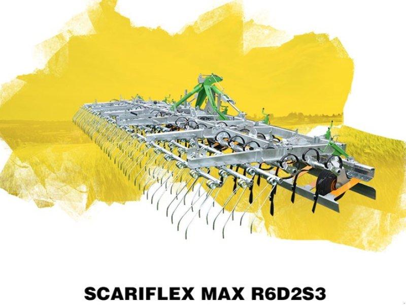 Striegel типа Joskin SCARIFLEX MAX R6D2S3, Ausstellungsmaschine в Landquart (Фотография 1)