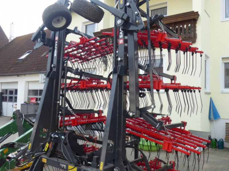 Striegel типа Saphir Weedstar 12 m, Neumaschine в Marxheim (Фотография 1)