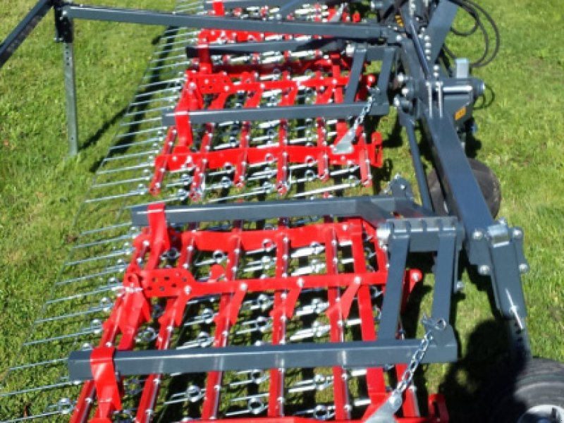 Striegel des Typs Saphir WEEDSTAR 600, Neumaschine in Peiting (Bild 1)