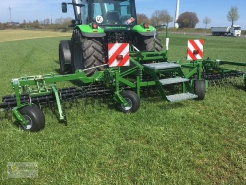 Striegel of the type Sonstige GreenRake Expert 6m, Gebrauchtmaschine in Colmar-Berg (Picture 1)