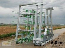 Zocon Greenkeeper 6 m, Wiesenstriegel, Grünlandstriegel Grada
