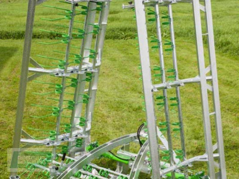 Striegel a típus Zocon Grünlandstriegel Greenkeeper GK8-3 8m, Neumaschine ekkor: Barbing (Kép 1)
