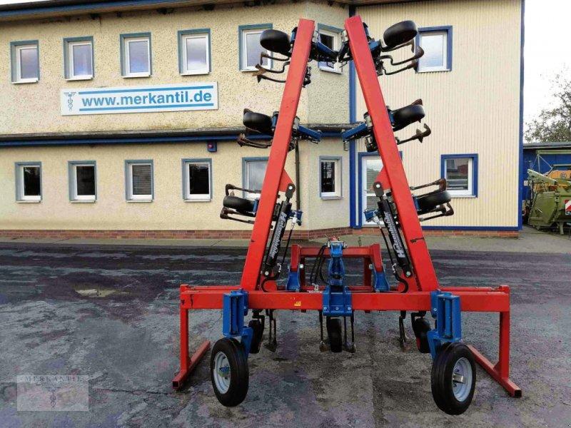 Striegeltechnik & Hacktechnik des Typs Hatzenbichler Fronthacke 8-reihig, Gebrauchtmaschine in Pragsdorf (Bild 1)