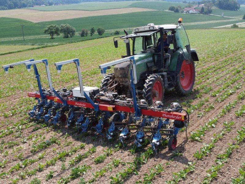 Striegeltechnik & Hacktechnik des Typs Photoheyler In Row, Gebrauchtmaschine in Oberschneiding (Bild 1)