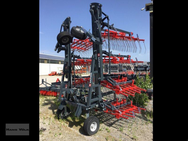 Striegeltechnik & Hacktechnik des Typs Saphir WeedStar 1200, Neumaschine in Eggenfelden (Bild 1)