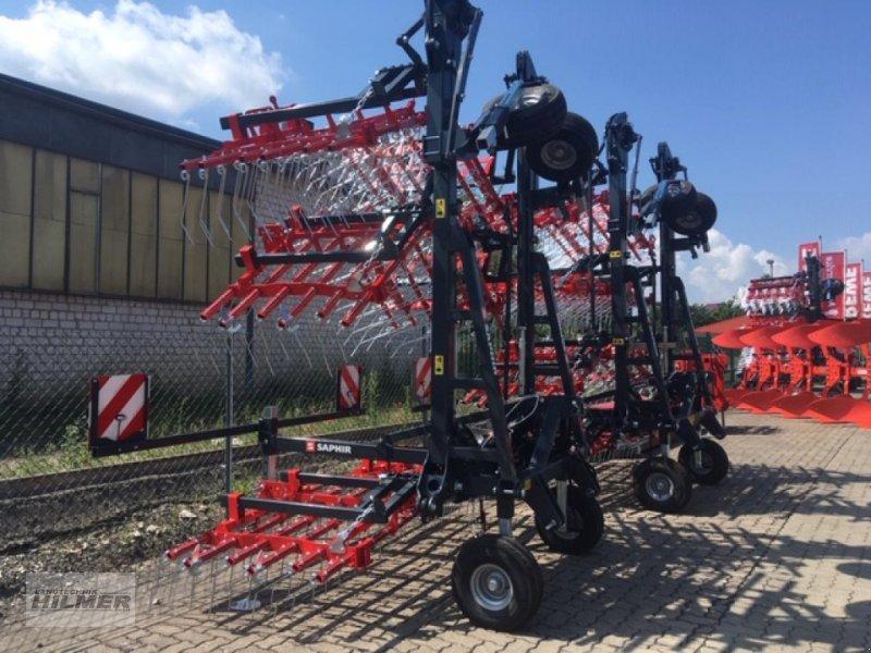 Striegeltechnik & Hacktechnik des Typs Saphir Weedstar WS 900, Neumaschine in Moringen (Bild 1)