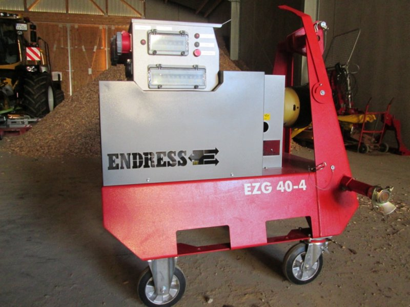 Stromerzeuger tip Endress EZG 40/4 II/TN-S, Neumaschine in Windorf (Poză 3)