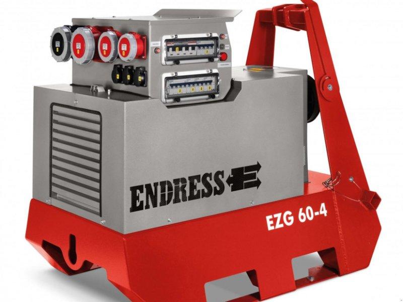 Stromerzeuger des Typs Endress EZG 60/4 II/TN-S, Neumaschine in Windorf (Bild 1)