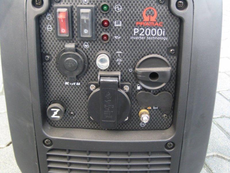 Stromerzeuger типа Pramac P 2000 I, Neumaschine в Niederkirchen (Фотография 2)