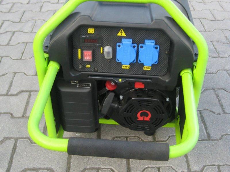 Stromerzeuger tip Pramac PX 4000 AVR, Neumaschine in Niederkirchen (Poză 3)