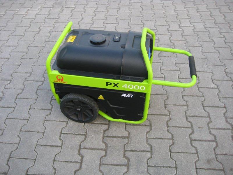 Stromerzeuger tip Pramac PX 4000 AVR, Neumaschine in Niederkirchen (Poză 1)