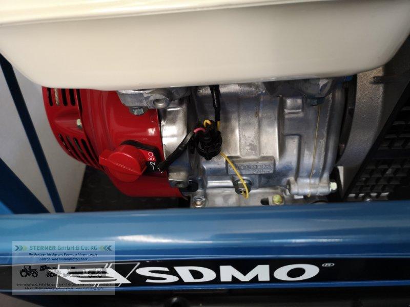Stromerzeuger типа SDMO HX5000T, Neumaschine в Eging am See (Фотография 4)