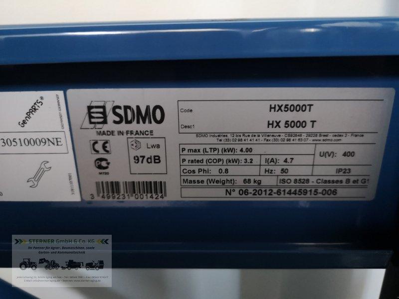 Stromerzeuger типа SDMO HX5000T, Neumaschine в Eging am See (Фотография 7)