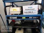 Stromerzeuger tip SDMO HX5000T, Neumaschine in Eging am See