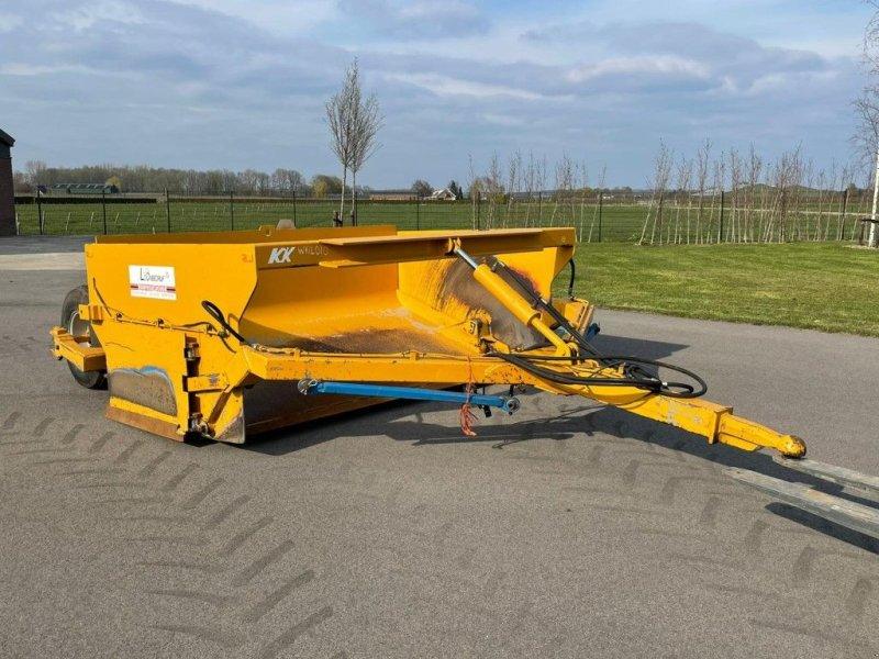 System zur Flächenvermessung типа Sonstige dozerbak 2.80 meter, Gebrauchtmaschine в BENNEKOM (Фотография 1)