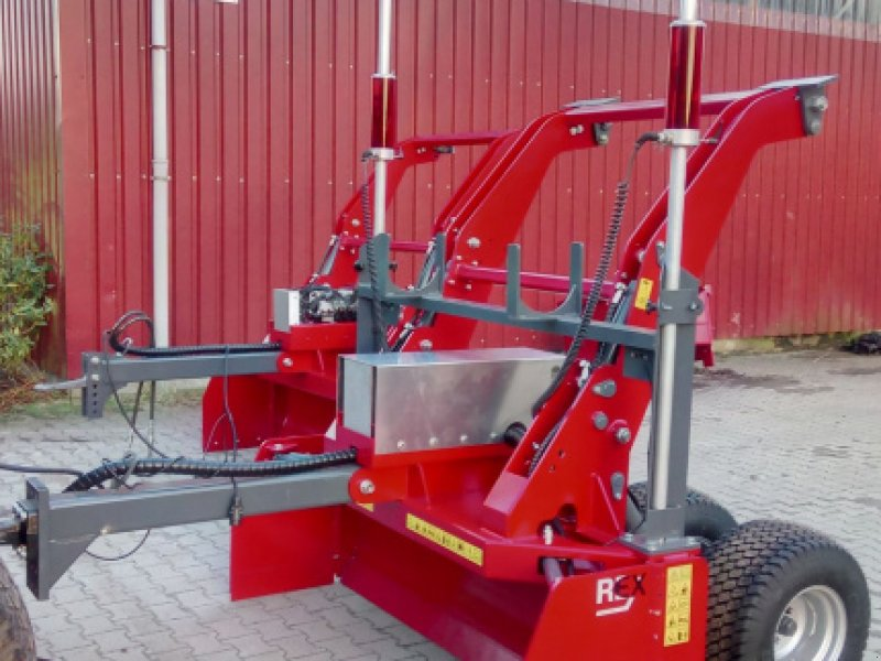 System zur Flächenvermessung типа Sonstige REX Kilverbak Kilverbord Kilver, Gebrauchtmaschine в Wiesmoor (Фотография 1)