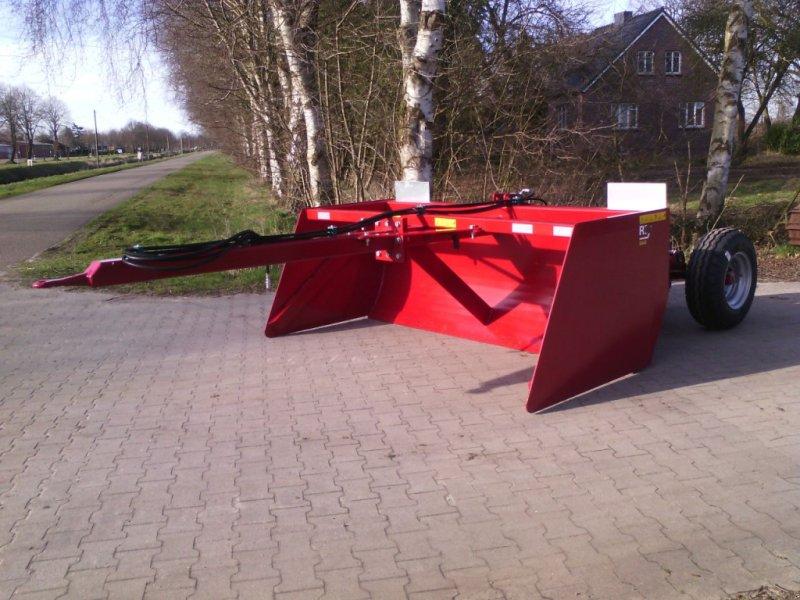 System zur Flächenvermessung типа Sonstige Rex Planierhobel kilver KBl 2600/100/, Gebrauchtmaschine в Wiesmoor (Фотография 1)