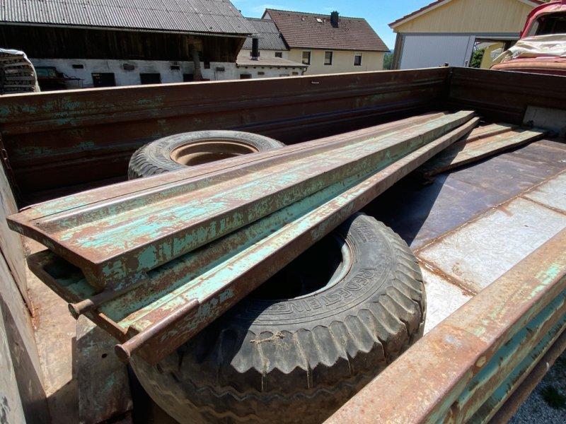 Tandemkipper des Typs Dreiseitenkipper 8 Tonnen, Gebrauchtmaschine in Friedenfels (Bild 8)