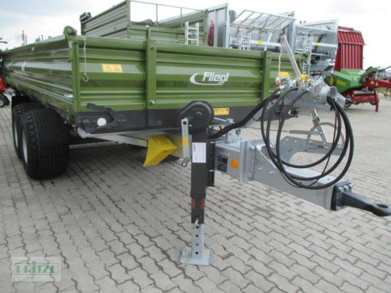 Tandemkipper tip Fliegl TDK 100, Neumaschine in Bruckmühl (Poză 1)