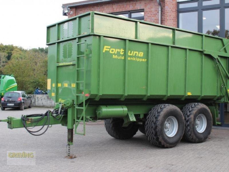 Tandemkipper des Typs Fortuna FTM 160, Gebrauchtmaschine in Ahaus (Bild 1)
