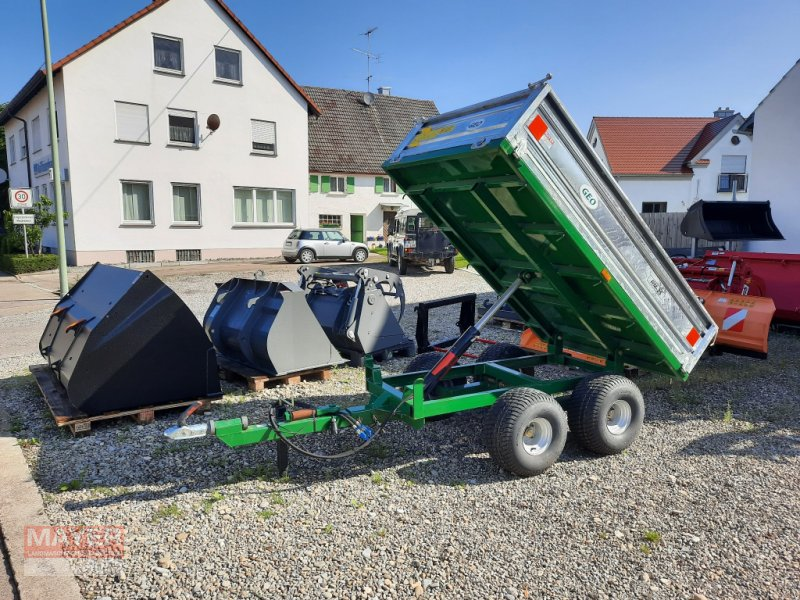 Tandemkipper typu Geo RM-25, Neumaschine w Unterroth (Zdjęcie 2)