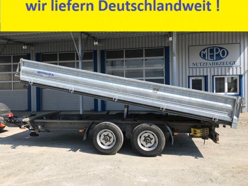 Tandemkipper des Typs Humbaur Tandem 3Seiten Kipper Verzinkt EZ 2019, Gebrauchtmaschine in Großkarolinenfeld bei Rosenheim / B15 (Bild 1)