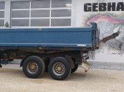 Kögel 18 Tonnen Tandem Dreiseitenkipper Neue Reifen LKW Anhänger Tandemový náves