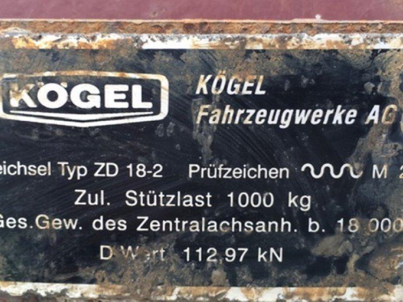 Tandemkipper des Typs Kögel ZD18 Dreiseitenkipper, Gebrauchtmaschine in Selke-Aue / OT Heteb (Bild 13)