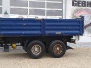 Kögel ZK 18 Tandem Dreiseitenkipper LKW Anhänger 18 Tonnen Wywrotka tandemowa